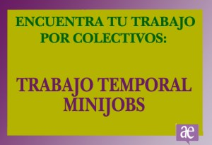 empleo temporal minijobs