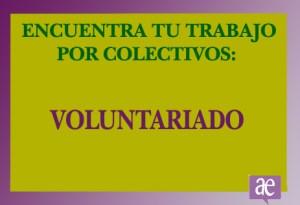 trabajos de voluntario/a- voluntadiado