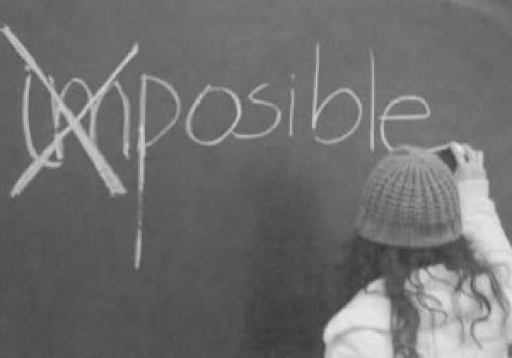 Pensamientos negativos contra los positivos