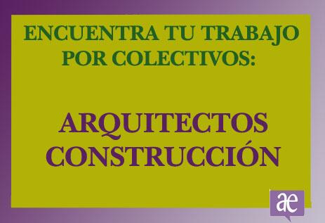 Trabajo arquitectos construcción