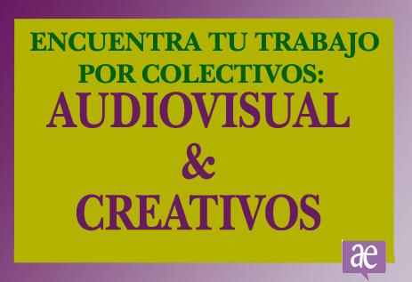 Audio visual y creativo