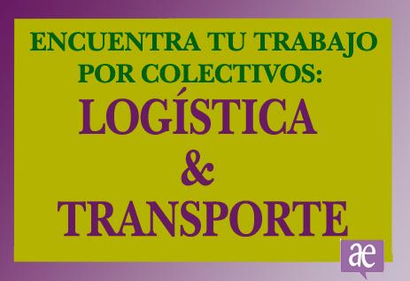 Trabajo logística transporte
