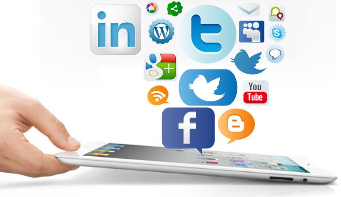 Identidad en la red redes-sociales